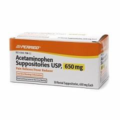 Фото - Лікарська форма ацетамінофен - таблетки