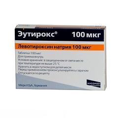 Фото - Препарати для лікування дифузних змін щитовидної залози