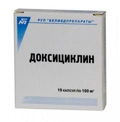 Фото - Доксициклін - антибіотик для лікування гонореї