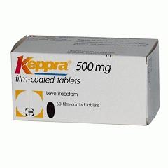 Фото - Таблетки Кеппра 500 мг