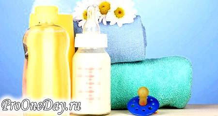 Фото - Види масел для новонароджених