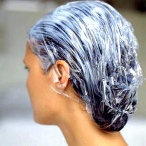 Натуральна, Вітамінна маска для волосся з кефіру