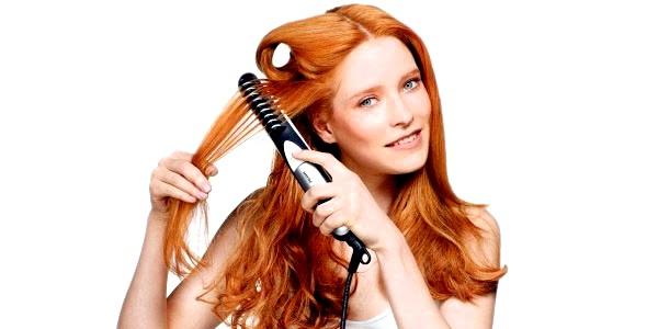 Правильне использование стайлера для завивки волосся