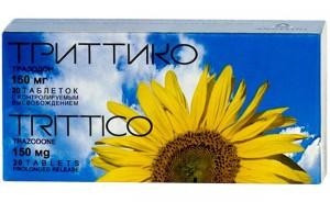 Фото - Тріттіко - препарат для боротьби з депресіями